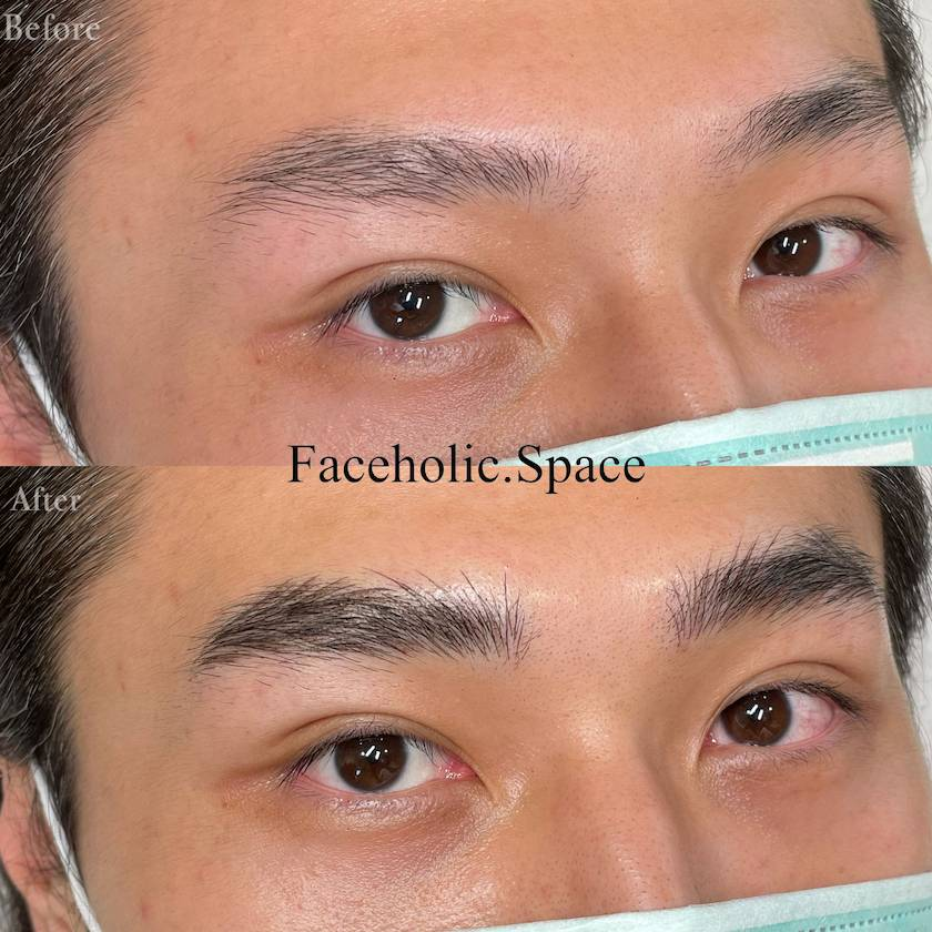 Breezy Brows(男生) - 顏究社 Faceholic